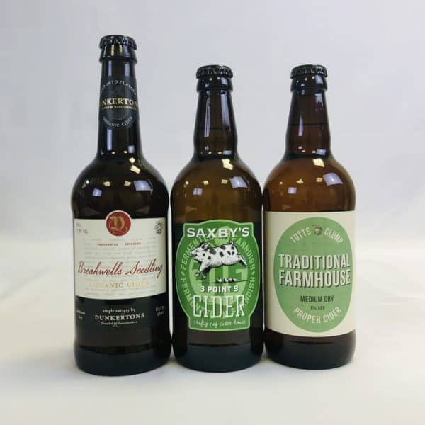 Ciderlicious - Case of 12 Mixed Ciders - Selection 1 3