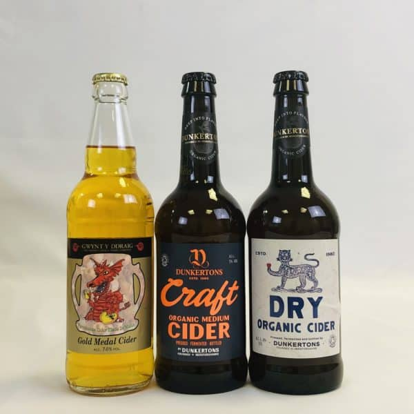 Ciderlicious - Gift of 12 Mixed Ciders - Selection 1 2
