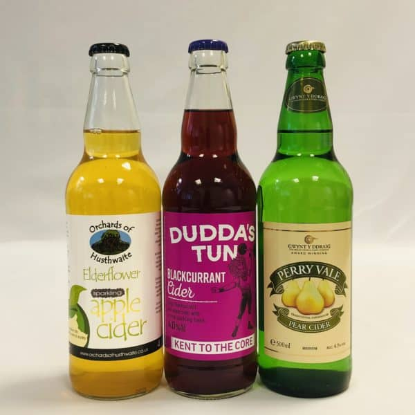 Ciderlicious - Case of 12 Fruit Ciders - Selection 1 1