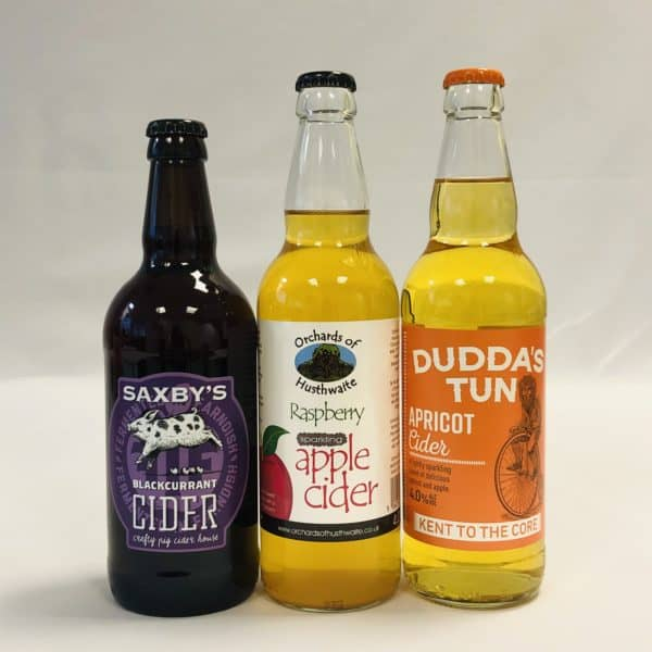 Ciderlicious - Case of 12 Fruit Ciders - Selection 1 3