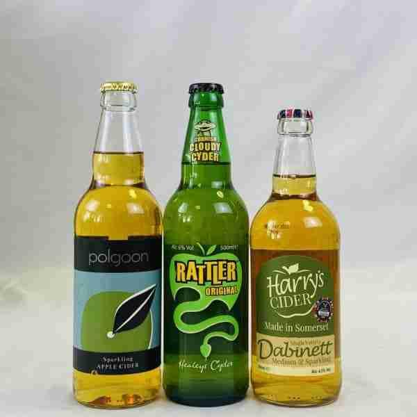 Ciderlicious - Case of 12 Medium Ciders - Selection 1 4