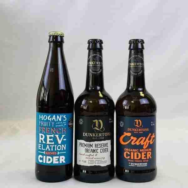Ciderlicious - Case of 12 Medium Ciders - Selection 1 1