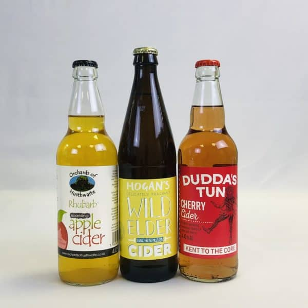 Ciderlicious - Case of 15 Fruit Ciders - Selection 1 3