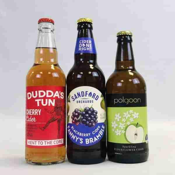 Ciderlicious - Case of 18 Fruit Ciders 1