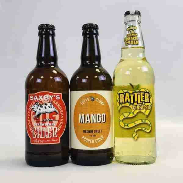 Ciderlicious - Case of 18 Fruit Ciders 2