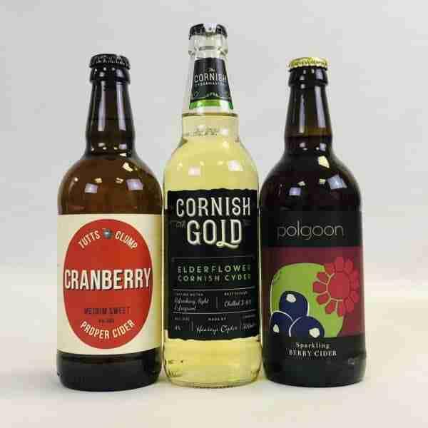 Ciderlicious - Case of 18 Fruit Ciders 4