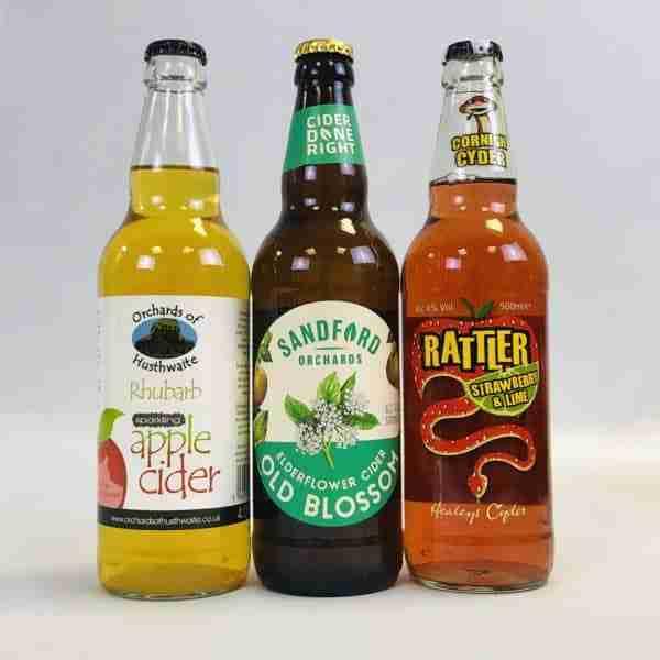 Ciderlicious - Case of 18 Fruit Ciders 6