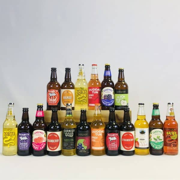 18 Fruit Ciders