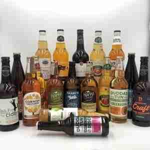 Ciderlicious - Case of 18 Medium Dry & Medium Ciders 1