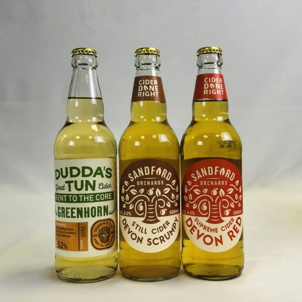 Ciderlicious - Case of 24 Mixed Ciders 1
