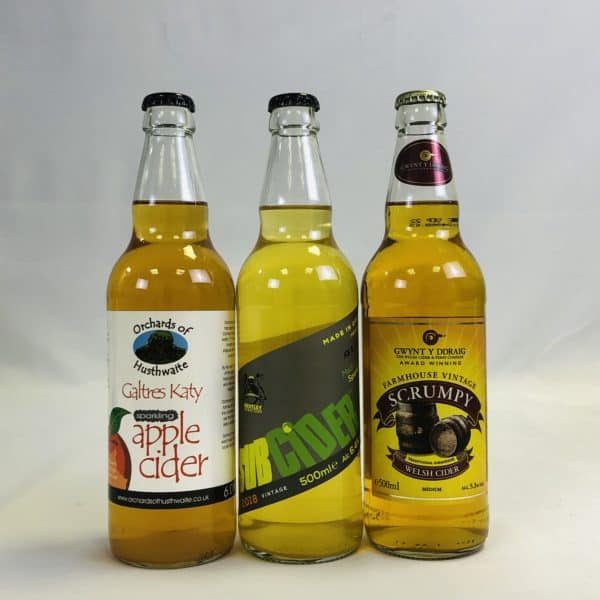 Ciderlicious - Case of 24 Mixed Ciders 3