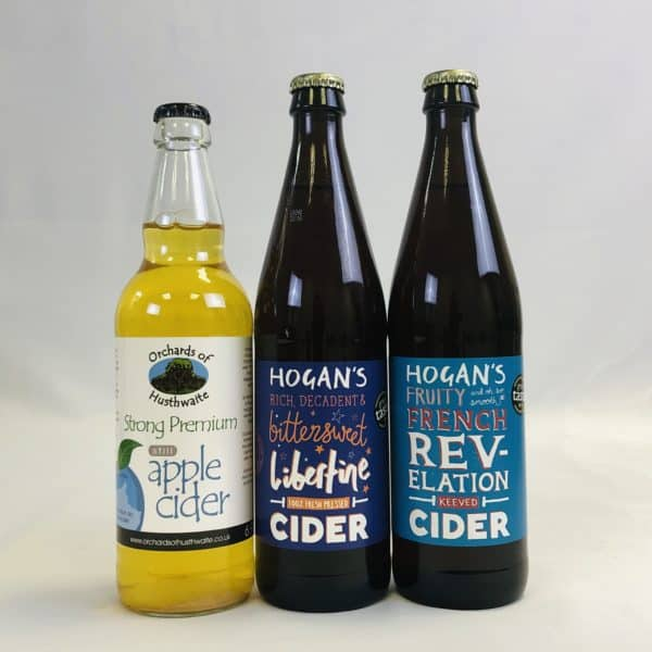 Ciderlicious - Case of 24 Mixed Ciders 6
