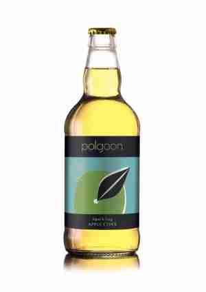 Ciderlicious - Polgoon Original Cider 1
