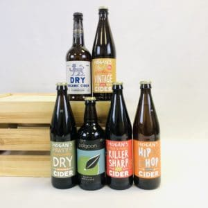 6 Dry Ciders