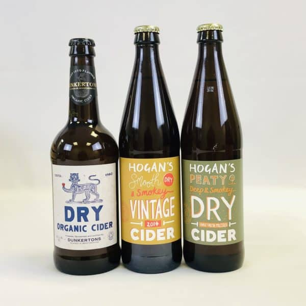 Ciderlicious - Gift of 6 Dry Ciders - Selection 1 1
