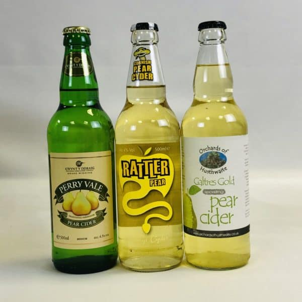 Ciderlicious - Gift of 6 Fruit Ciders - Selection 1 1