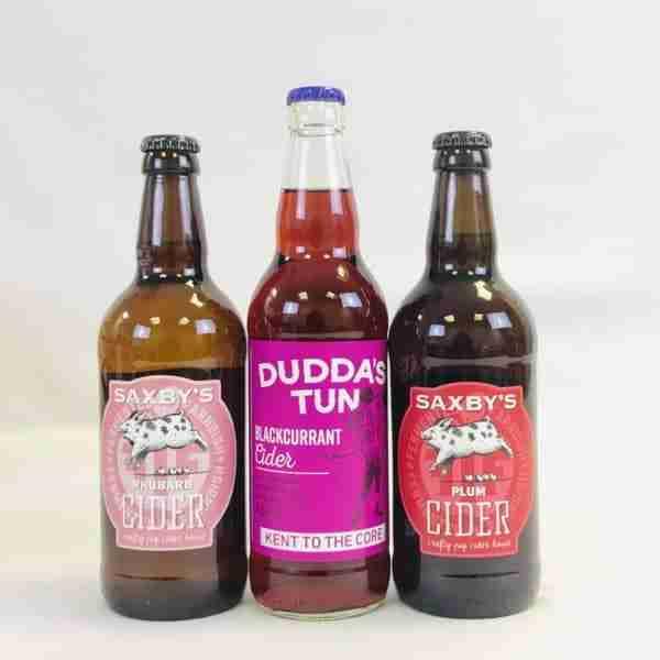 Ciderlicious - Gift of 6 Dark Fruit Ciders 2