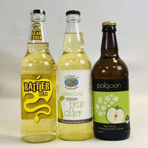 Ciderlicious - Gift of 9 Fruit Ciders - Selection 1 3