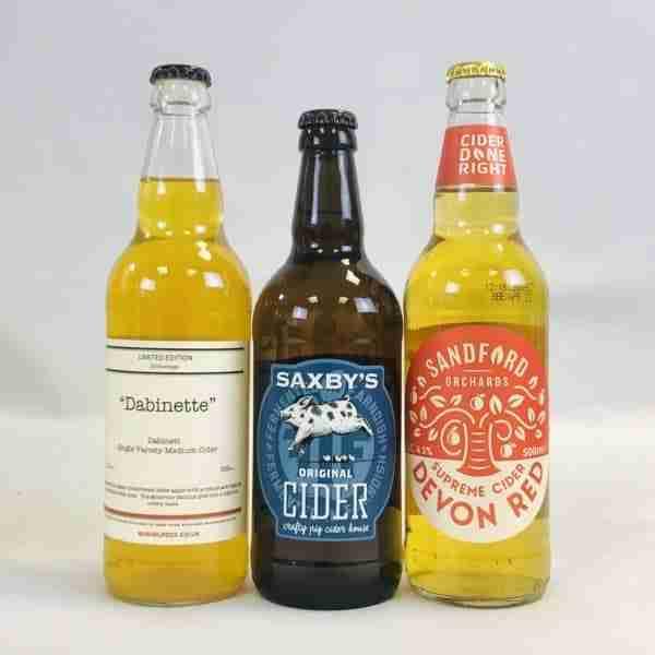 Ciderlicious - Gift of 9 Medium Ciders 1