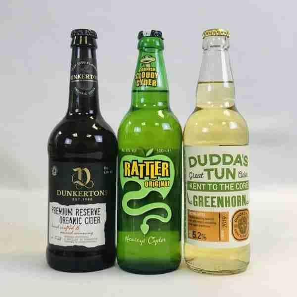 Ciderlicious - Gift of 9 Medium Ciders 2