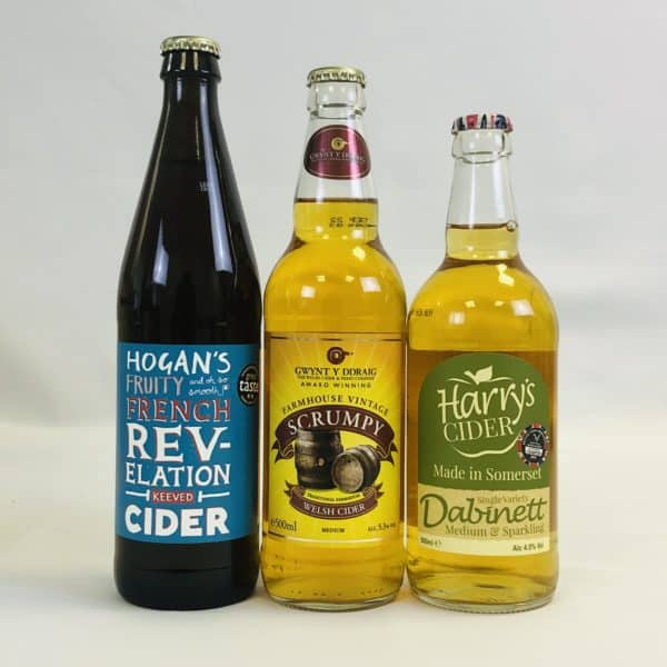 Ciderlicious - Gift of 9 Medium Ciders 3