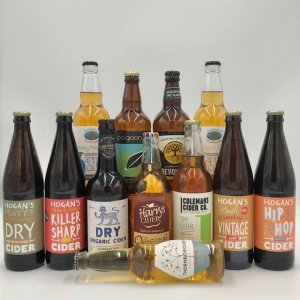 Ciderlicious - Case of 12 Dry Ciders - Selection 1 1