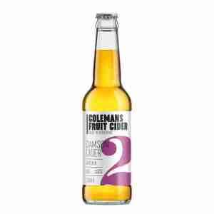 Ciderlicious - Coleman's Damson Cider 1