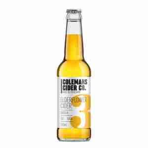 Ciderlicious - Coleman's Elderflower 1