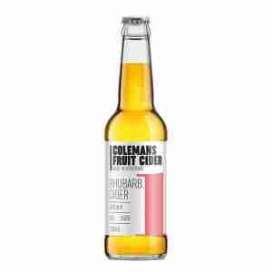 Ciderlicious - Coleman's Rhubarb Cider 1