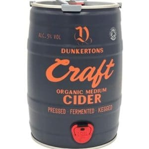 Ciderlicious - Dunkertons 1