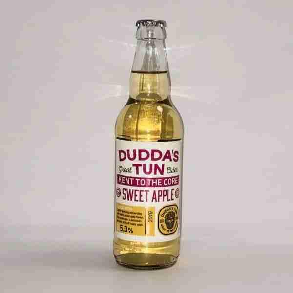 Ciderlicious - Dudda's Tun Sweet Apple 1