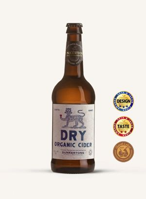 Ciderlicious - Dunkertons Dry 1