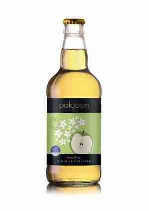 Ciderlicious - Polgoon Elderflower Cider 1