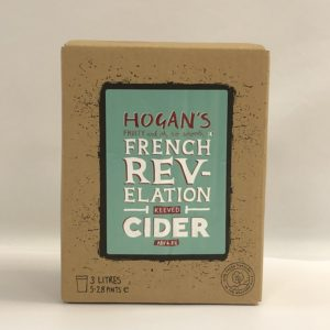 Ciderlicious - Hogan's Cider 5