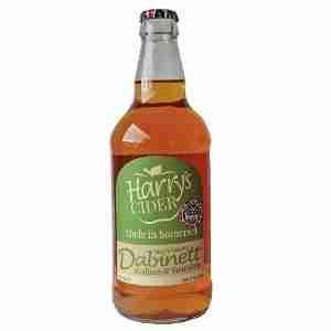 Ciderlicious - Harry's Dabinett Cider 1
