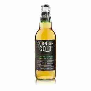 Ciderlicious - Healeys Cornish Gold Elderflower 1