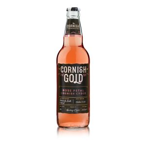 Ciderlicious - Healeys Cornish Gold Rose 1