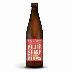 Ciderlicious - Hogan's Killer Sharp 1