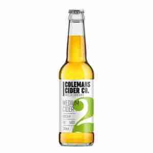 Ciderlicious - Colemans Medium Cider 1
