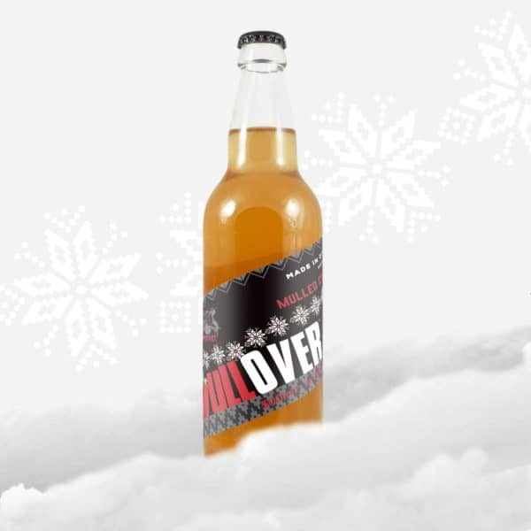 Ciderlicious - Grotley Scratters Subcider MullOver 2