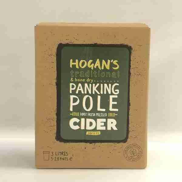 Ciderlicious - Hogans Panking Pole 3L Bag in Box 1