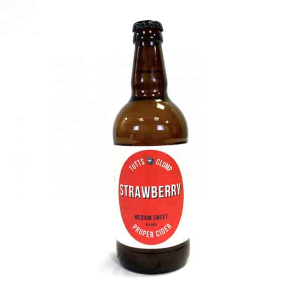 Ciderlicious - Tutts Clump Strawberry 1