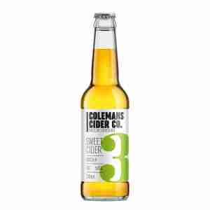 Ciderlicious - Colemans Sweet Cider 10 Litre Box 1