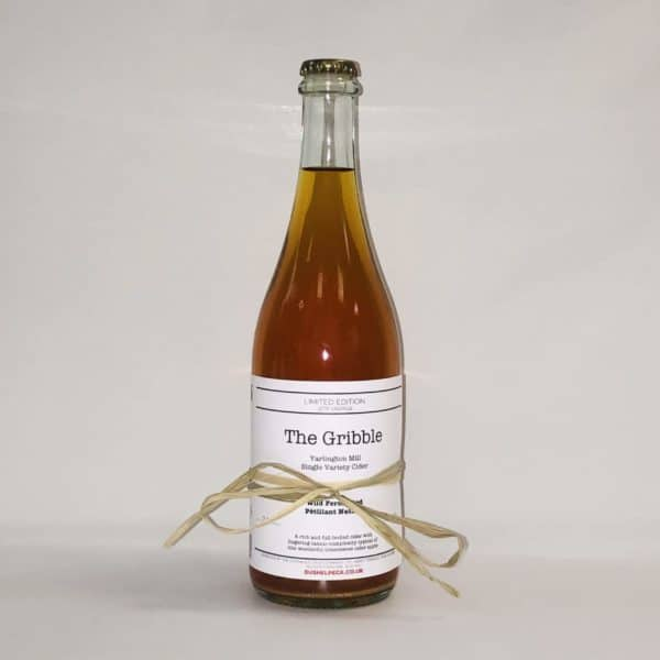 Ciderlicious - Gift of Bushel+Peck - The Gribble - 750ML Limited Edition 1