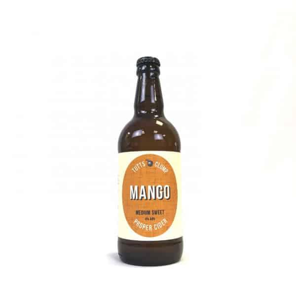 Ciderlicious - Tutts Clump Mango 1