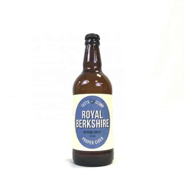 Ciderlicious - Tutts Clump Royal Berkshire 1