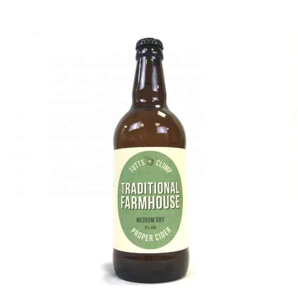 Ciderlicious - Tutts Clump Traditional Farmhouse 1