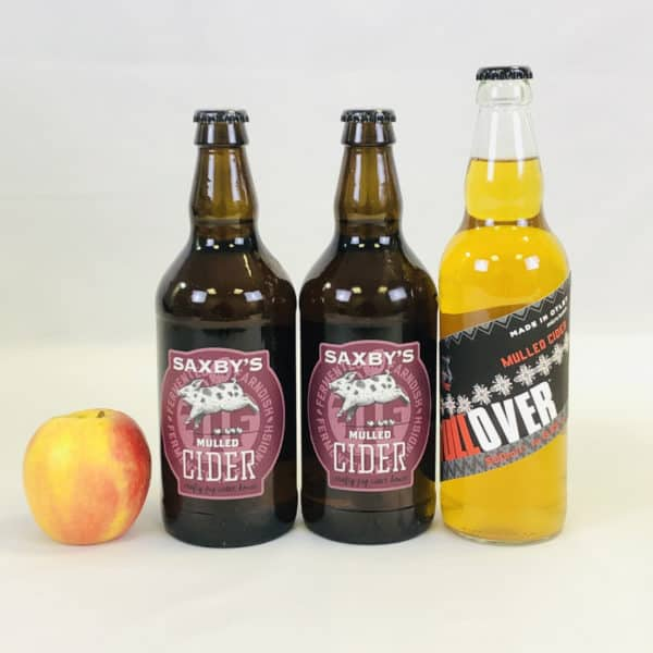 Ciderlicious - Mulled Cider Winter Warmer Hamper 2