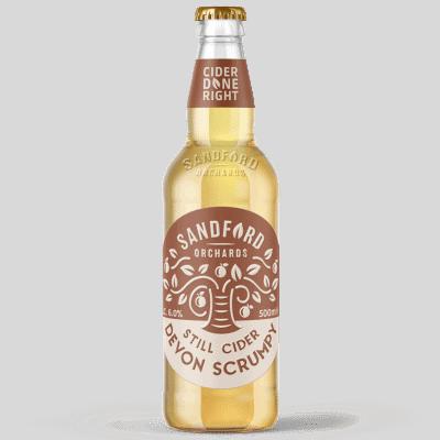 Ciderlicious - Sandford Orchards Devon Scrumpy 1