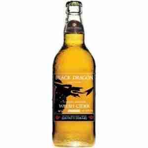 Ciderlicious - Gwynt Y Ddraig Black Dragon 1
